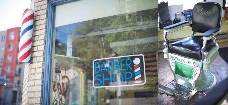 SEATTLE BARBER SHOP