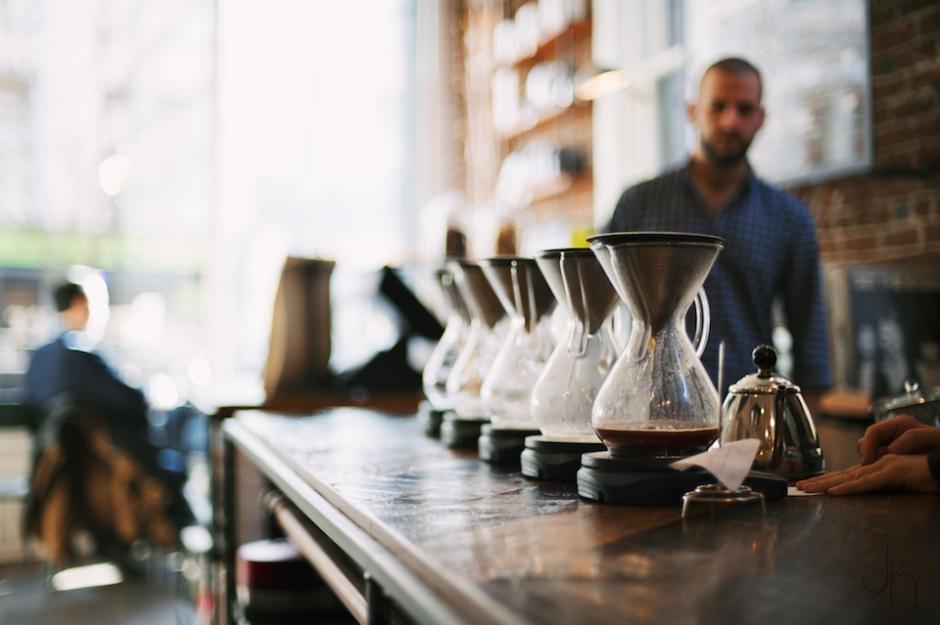 REVOLVER COFFEE VANCOUVER 1