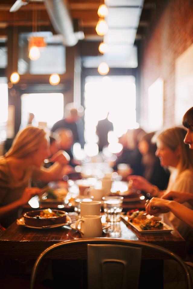 CAFE MEDINA VANCOUVER