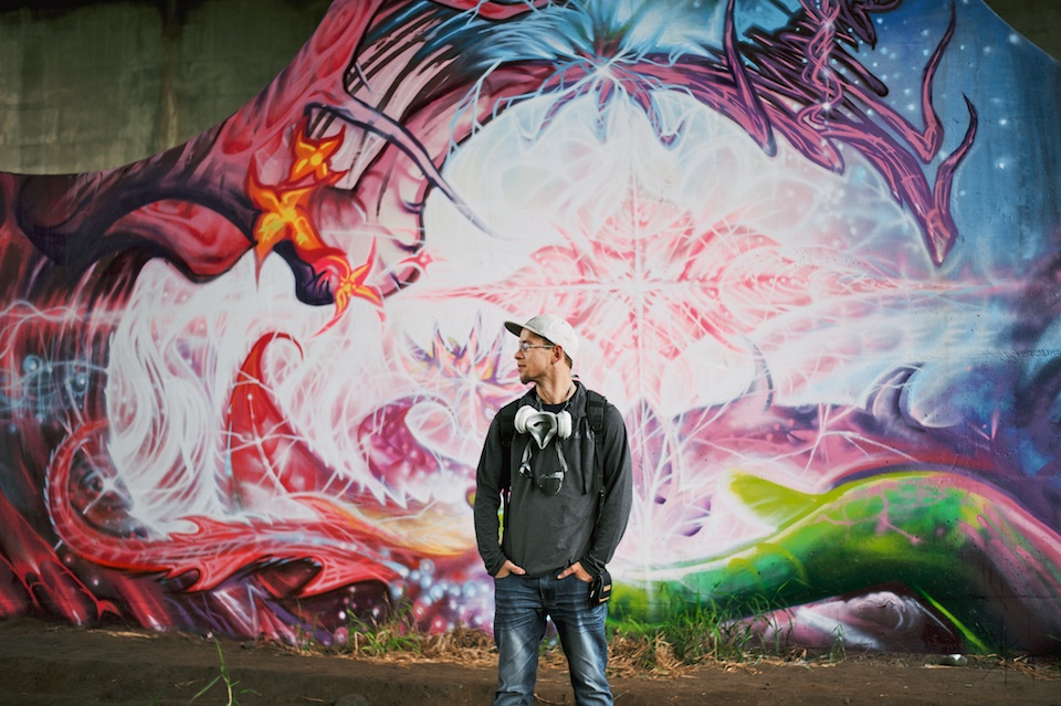 Vancouver Mural Artist