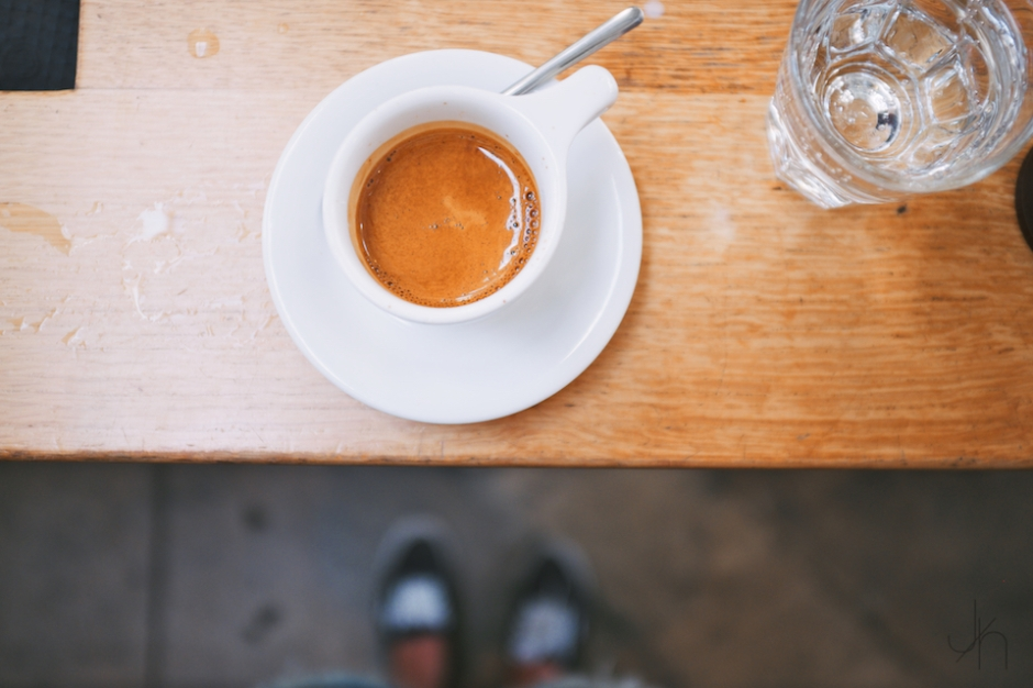 Intelligentsia Coffee Venice Beach CA - Jessika Hunter Photo